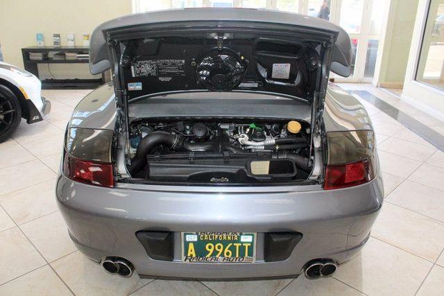 2002 PORSCHE 911 CARRERA TURBO