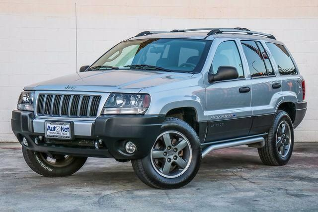 2004 Jeep Grand Cherokee Laredo Freedom Edition Low mil Wow This is one unique 2004 Grand Chero