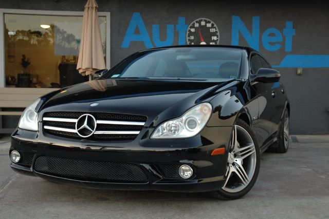2009 Mercedes CLS63 63L AMG Wow This is a one of a kind 2009 CLS 63 AMG Mercedes-Benz Powered b