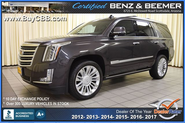 Used 2016 Cadillac Escalade, $72000