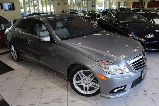 2011 Mercedes E-Class E 350 Luxury AMG WHEELS CARFAX CERTIFIED KEY LESS ENTRY KEY LESS START
