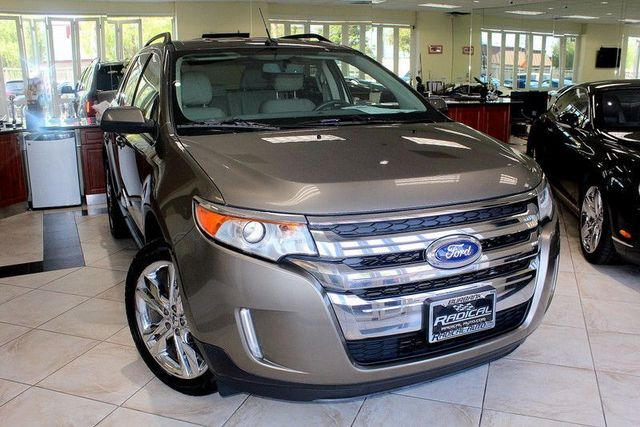2013 Ford Edge SEL CARFAX CERTIFIED ONE OWNER KEY LESS ENTRY BACK-UP CAMERA PARKING SENSOR