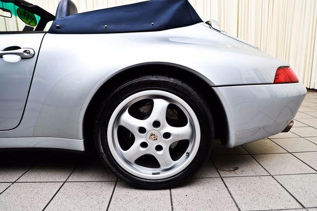 1996 Porsche 911 Carrera For Sale