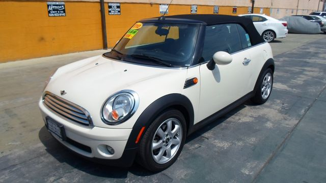 2010 MINI Cooper Convertible 2010 MINI Cooper Convertible automatic comes with 90 day warranty