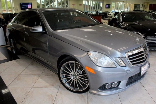 2010 Mercedes E-Class E 350 Luxury CALIFORNIA CAR NAVIGATION BLUETOOTH MOON ROOF 2011 MERC