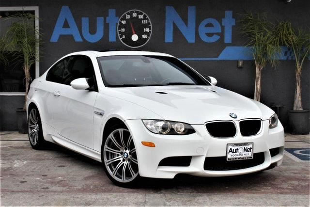 2011 BMW M Models M3 2D This 2011 BMW M3 is the Ultimate Driving Machine Is Beautiful White on Fo