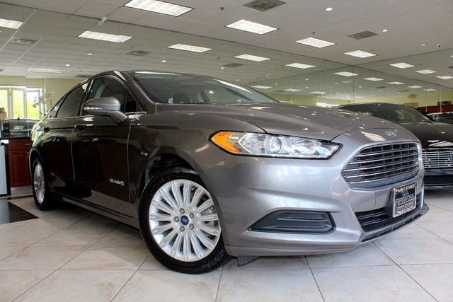 2013 Ford Fusion Hybrid SE Hybrid CARFAX CERTIFIED CA CAR BACK UP CAMERA KEYLESS ENTRY HYB