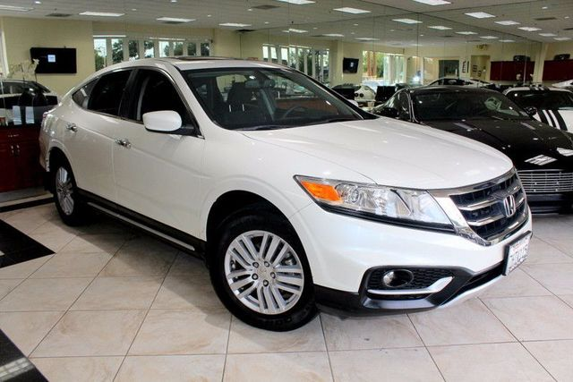 2015 Honda Crosstour EX 1 OWNER FACTORY WARRANTY LOW MILES AND PRICED TO SELL DONT MISS OUT