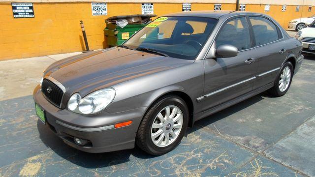 2002 Hyundai Sonata LX  183k miles VIN KMHWF35H42A635349
