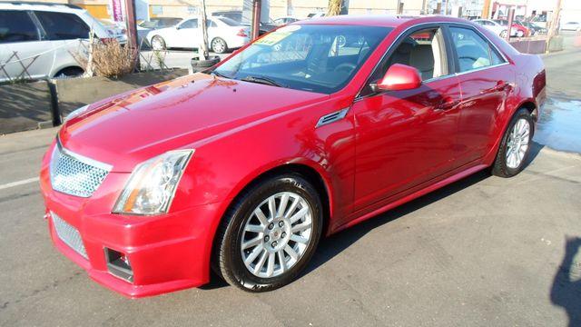 2010 Cadillac CTS Sedan  93k miles VIN 1G6DA5EG2A0116340