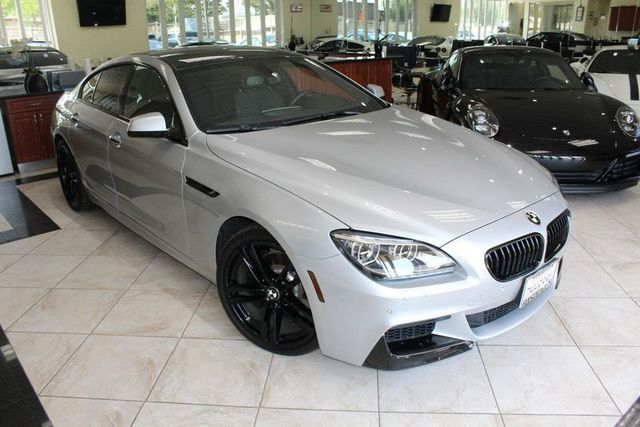 2015 BMW 640i Gran Coupe 640i CARFAX CERTIFIED ONE OWNER CALIFORNIA CAR FACTORY WARRANTY B