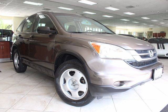 2010 Honda CR-V LX CARFAX CERTIFIED ONE OWNER CALIFORNIA CAR KEYLESS ENTRY POWER WINDOWS