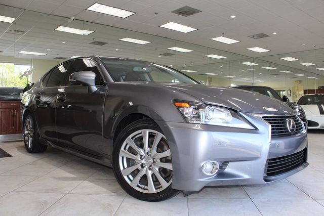 2013 Lexus GS 350 Sedan CARFAX CERTIFIED ONE OWNER FACTORY WARRANTY CALIFORNIA CAR BACK UP