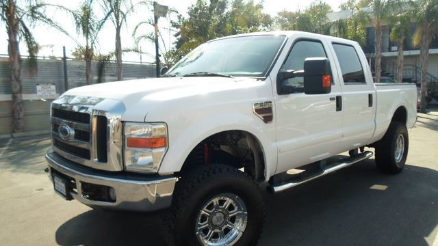 2008 Ford Super Duty F-250 Lariat  152k miles VIN 1FTSW21R18EB99387