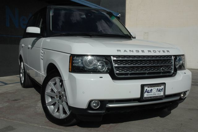 2012 Land Rover Range Rover Supercharged WOW If youre looking for the perfect SUV look no furth