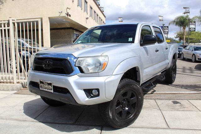 2012 Toyota Tacoma PreRunner CARFAX CERTIFIED CALIFORNIA CAR BACK UP CAMERA BLUETOOTH KEYL