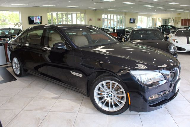 2011 BMW 740LiMPACKAGE CARFAX CERTIFIED M PACKAGE THE PERFECT DAILYDATE NIGHT UBER OR WEEKE