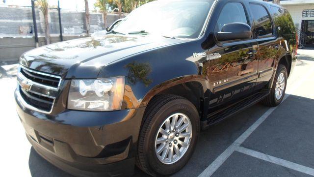 2008 Chevrolet Tahoe Hybrid  161k miles VIN 1GNFC13598R207502