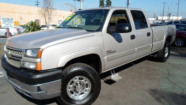 2005 Chevrolet Silverado 2500HD LT  246k miles VIN 1GCHK23295F822038