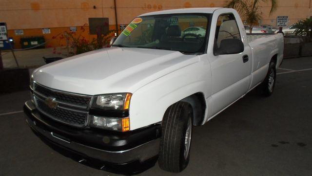 2007 Chevrolet Silverado 1500 Classic Work Truck  99k miles VIN 3GCEC14V47G165015