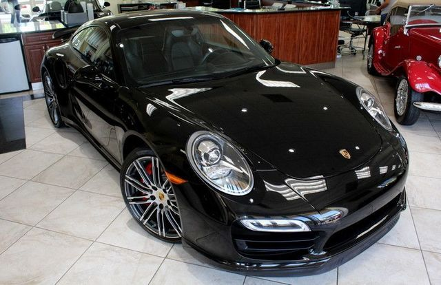 2015 Porsche 911 Turbo LOW MILES FACTORY WARRANTY AUTOMATIC TRANSMISSION THIS IS A CAR YOU D
