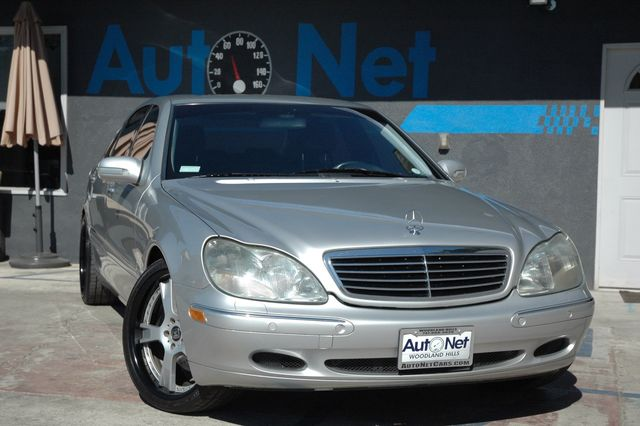 2000 Mercedes S 500 4D RWD Take a look at this Beautifully Detailed car packed with very special L