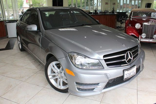 2014 Mercedes C-Class C 250 Luxury CARFAX CERTIFIED ONE OWNER CALIFORNIA CAR FACTORY WARRANT