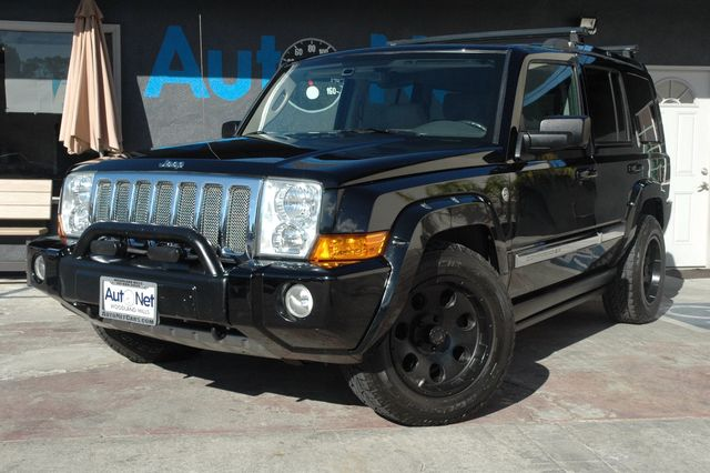 2006 Jeep Commander Limited Take A look at our 2006 Jeep Commander Limited 4X4 Sport Utility 4D CL