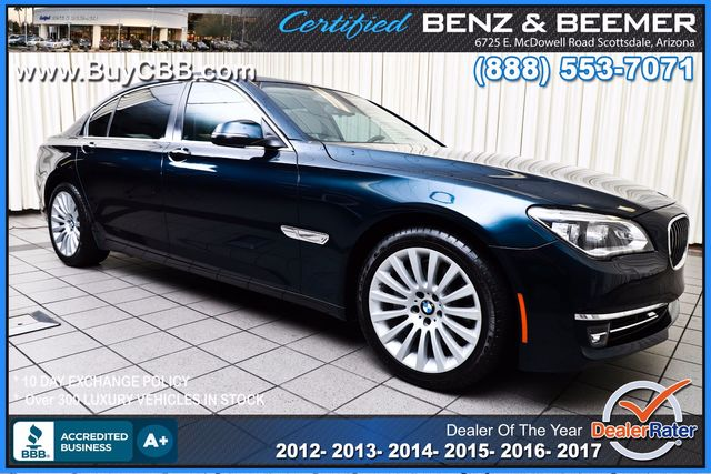 2014 bmw 7 series for sale. Black Bedroom Furniture Sets. Home Design Ideas