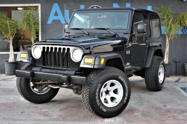 2006 JEEP WRANGLER X W/HARD TOP