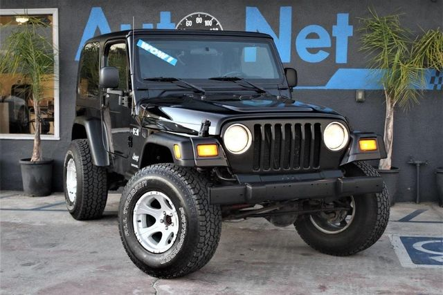 2006 Jeep Wrangler X WHARD TOP Check this one out The 2006 Jeep Wrangler X comes in all black wi