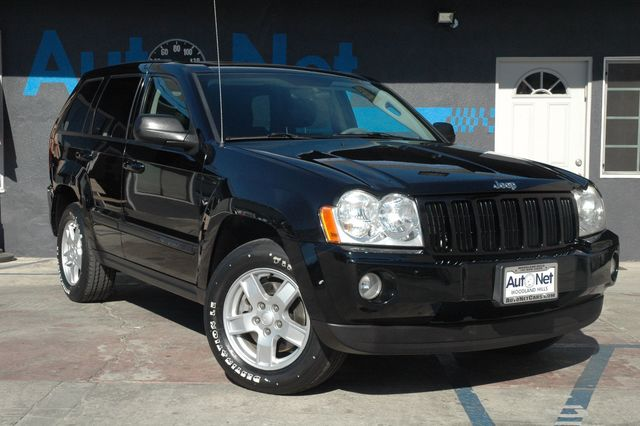 2007 JEEP GRAND CHEROKEE 4X4 LAREDO