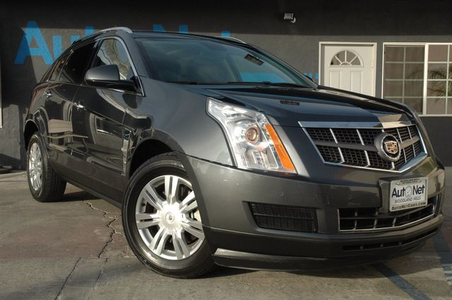 2010 Cadillac SRX Navigation amp Luxury Collection This AMAZING 2010 Cadillac SRX Luxury Collec