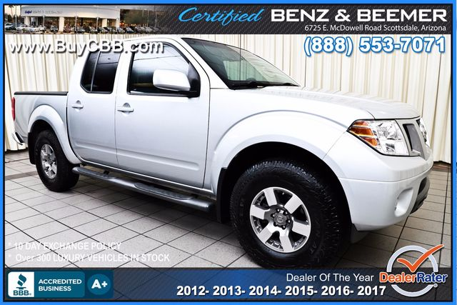 2013 Nissan Frontier For Sale