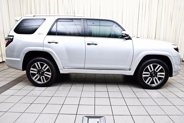 Limited 4WD finance