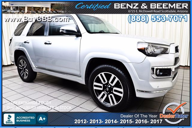 2014 Toyota 4Runner For Sale