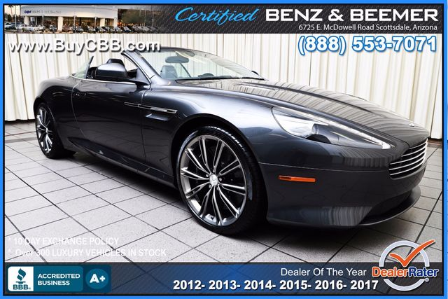 2012 Aston Martin Virage For Sale
