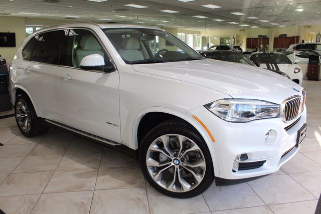 2016 BMW X5 xDrive35d CARFAX CERTIFIED ONE OWNER FACTORY WARRANTY COLD WEATHER PACKAGE DRI