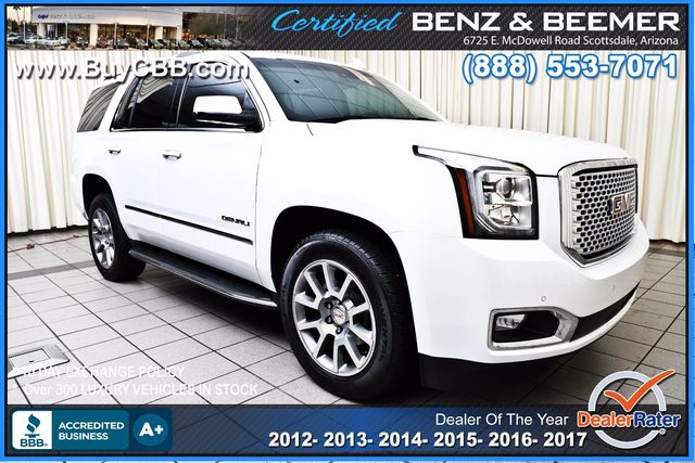 2016 GMC Yukon For Sale