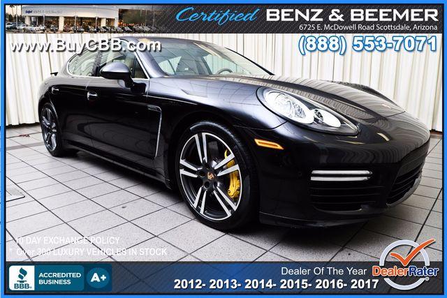 2014 Porsche Panamera For Sale