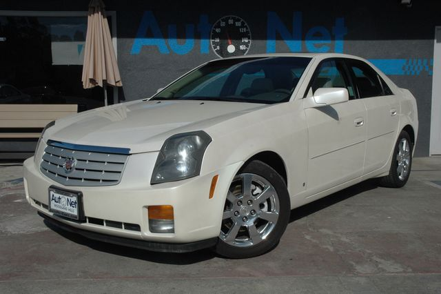 2007 Cadillac CTS WOW Check this one out This Beautiful White Color that Shines Right Through you