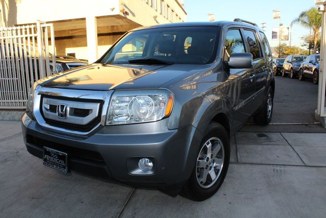 2009 Honda Pilot Touring ONE OWNER CLEAN TITLE NO ACCIDENTS A PERFECT FAMILY SUV STABLE RE