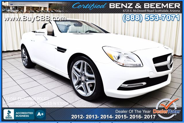 2015 Mercedes-Benz SLK-Class For Sale