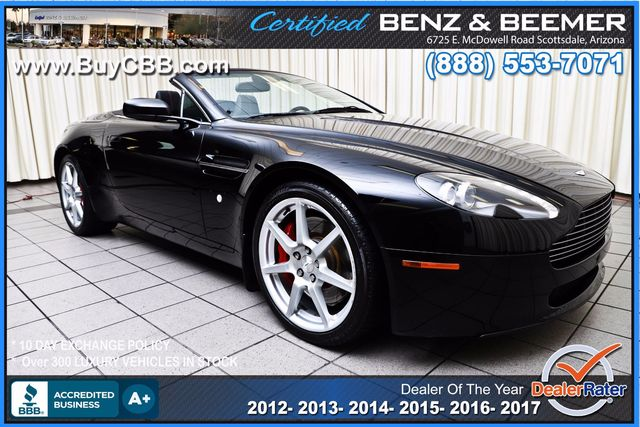 2008 Aston Martin Vantage For Sale