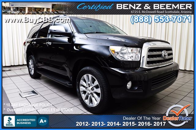 2013 Toyota Sequoia For Sale