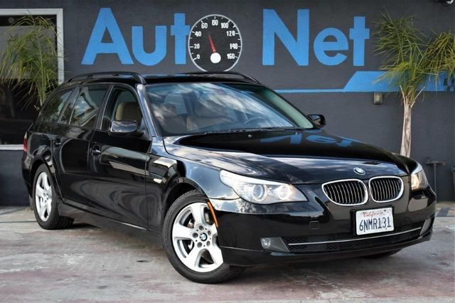 2008 BMW 535XI Our 2008 BMW 5 series 535xl Sport Wagon 4D Comes in a Twin Turbo With 30L 6-Spee