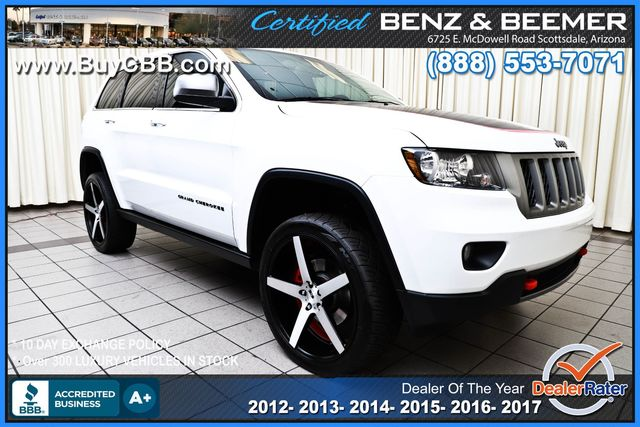 2013 Jeep Grand Cherokee For Sale