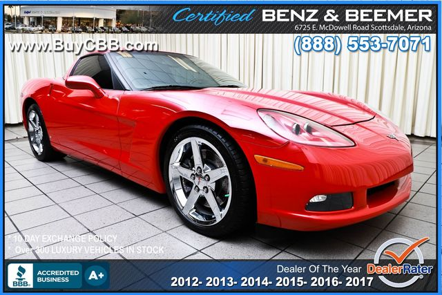 2007 Chevrolet Corvette For Sale