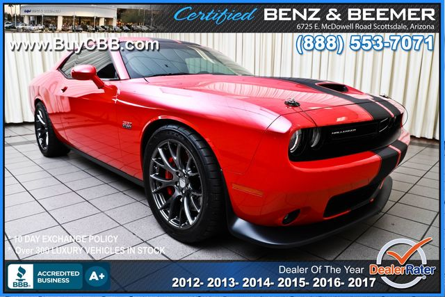 2016 Dodge Challenger For Sale
