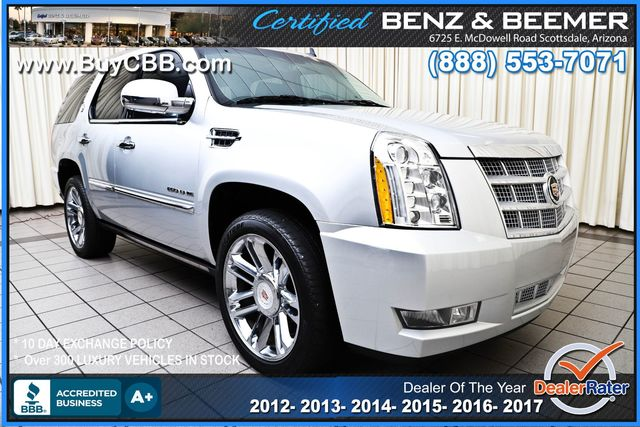 2013 Cadillac Escalade For Sale